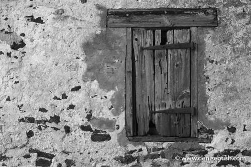 Old Barn Window © Denise Bush