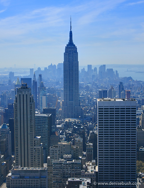 'Empire State Building' © Denise Bush