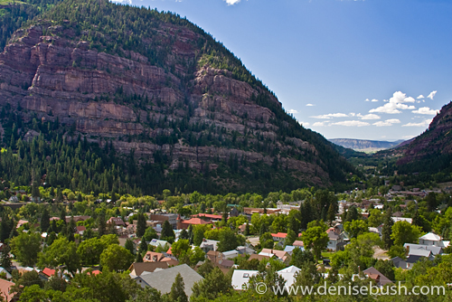 'Ouray View' © Denise Bush
