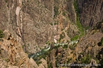 D Bush_The Black Canyon & GunnisonRiver