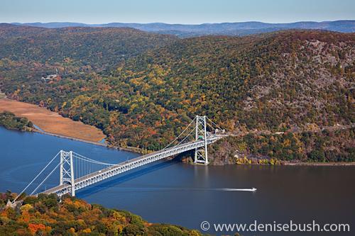 'Bear Mt. Bridge' © Denise Bush