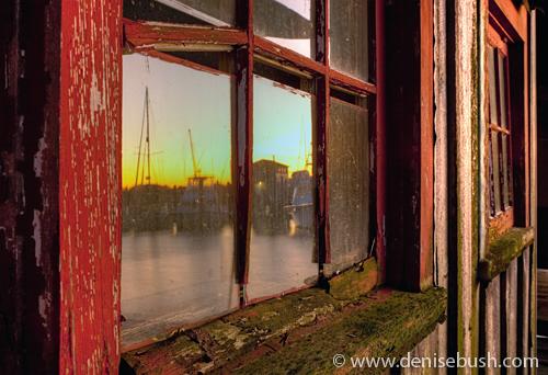 D Bush_Abandoned Boathouse 2112