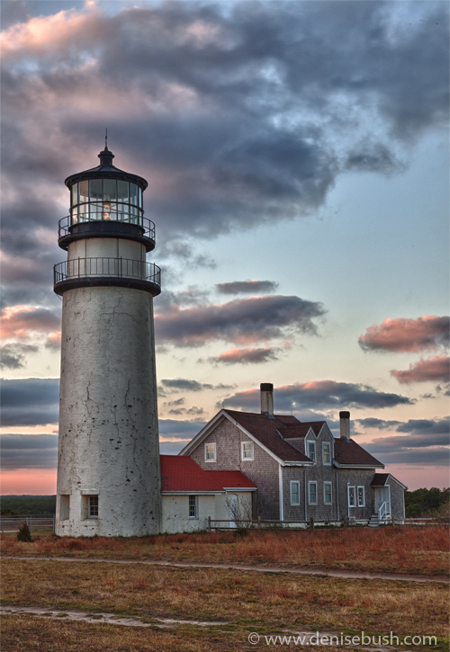 'North Truro Light'  © Denise Bush