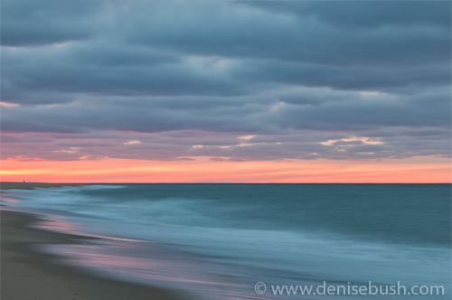 'Race Point Sunset I'  © Denise Bush