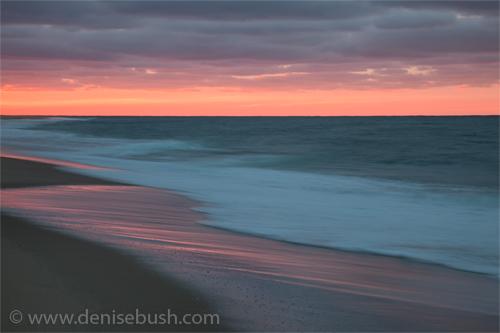 'Race Point Sunset II'  © Denise Bush