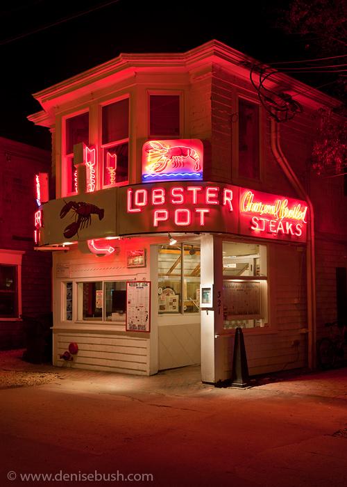 'The Lobster Pot'  © Denise Bush