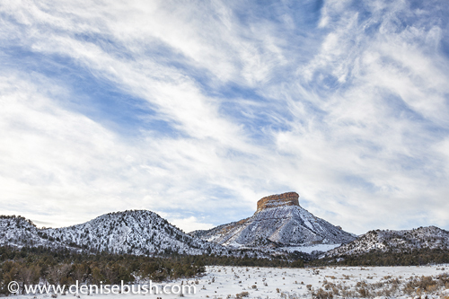 'Clouds Over Mesa Verde'  © Denise Bush