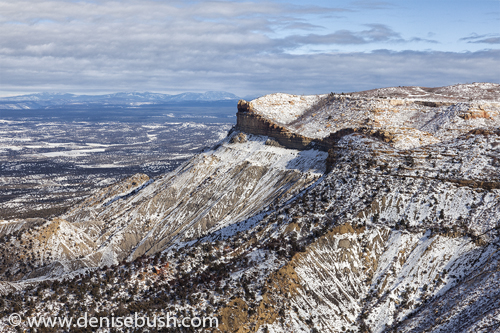 'View From Mesa Verde'  ©  Denise Bush