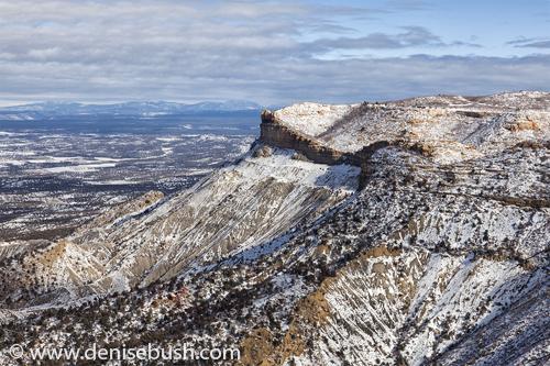'View From Mesa Verde'  ©  Denise Bush