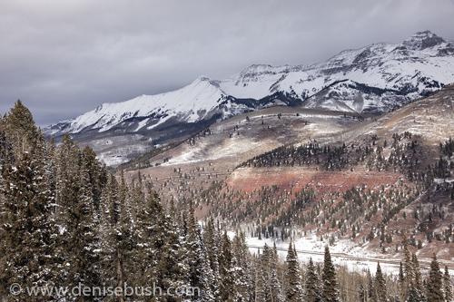 'Winter Peaks'  © Denise Bush