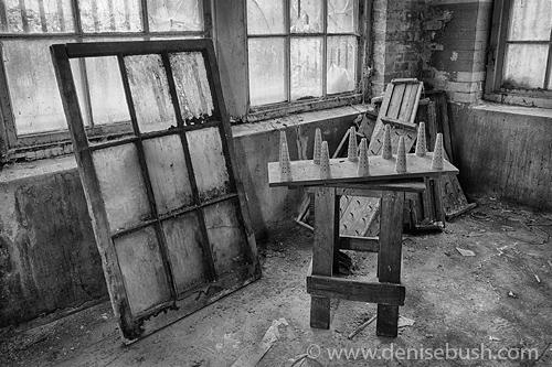 'Basement Artifacts'  © Denise Bush
