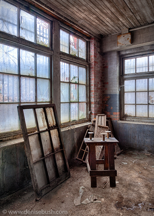 'Basement Remnants'  © Denise Bush