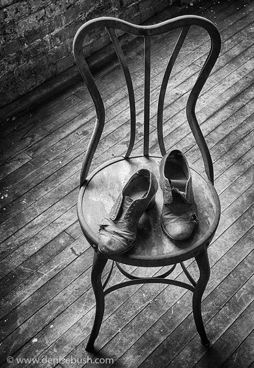 'In Waiting'  © Denise Bush