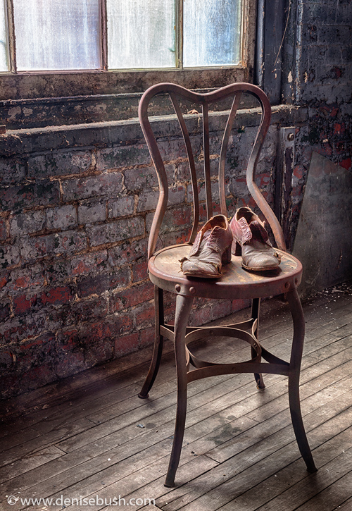 'Left Behind'  © Denise Bush