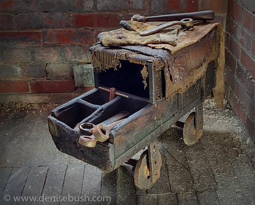 'Tool Caddy'  © Denise Bush