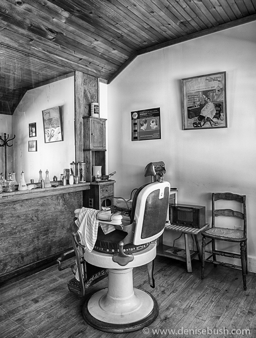 'Barber's Chair'  © Denise Bush
