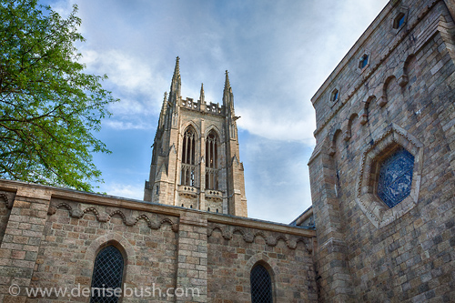 'Bryn Athyn Tower'  © Denise Bush