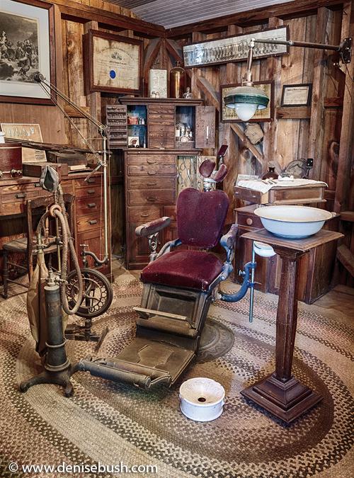 'Dentist Office'  © Denise Bush