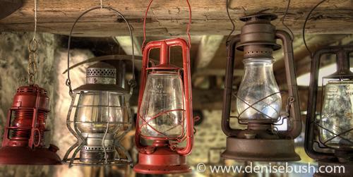 'Lantern Assortment'  © Denise Bush