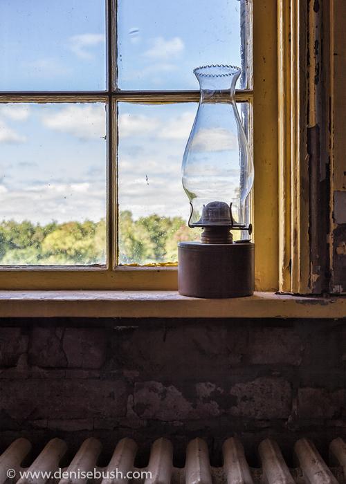 'Lantern In The Window'  © Denise Bush