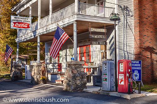 'Adirondack General Store'  © Denise Bush