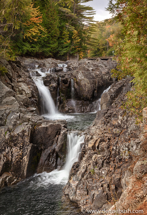 'Falls At the Bend'  © Denise Bush