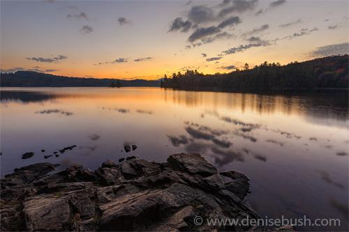 'Paradox Lake Sunrise'  © Denise Bush