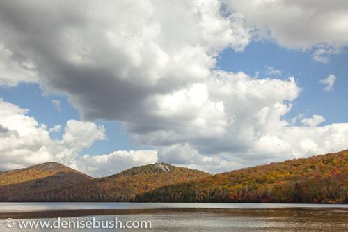 'Private Lake Clouds'  © Denise Bush