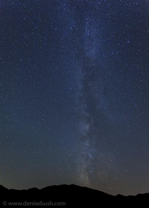 'Adirondack Milky Way'  © Denise Bush