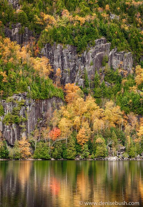'Colorful Cliff'  © Denise Bush