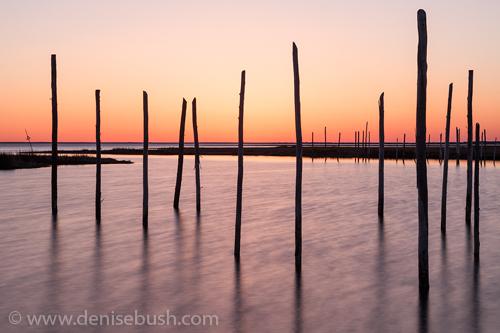 Sunset On The Bay I