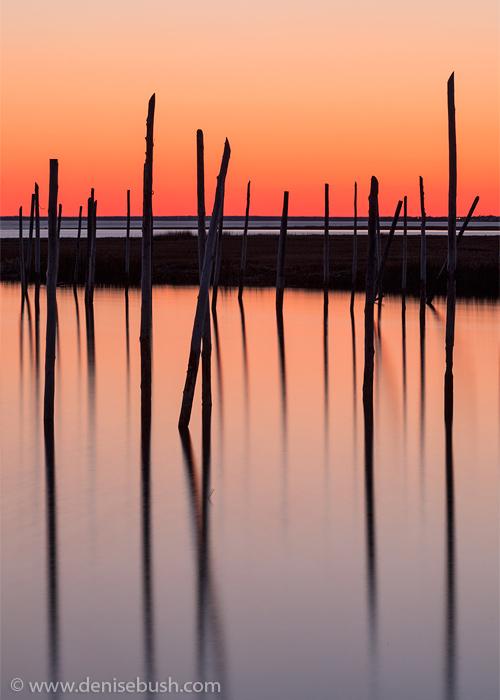 Sunset On The Bay III