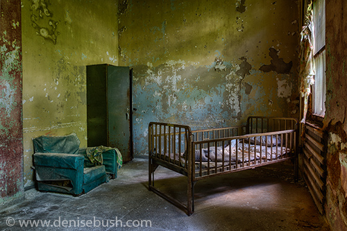 Adult-Sized Crib