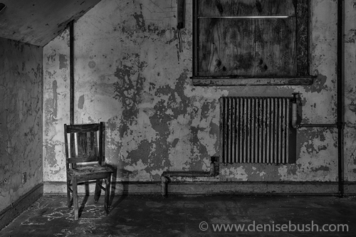 Chair & Radiator