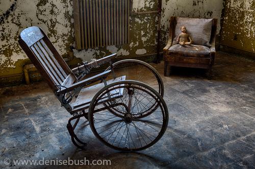 Wheelchair I
