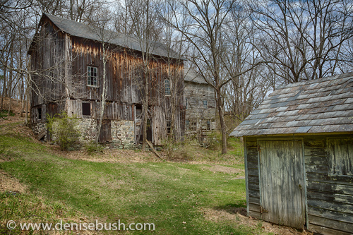 'Barn Along The Way'  © Denise Bush