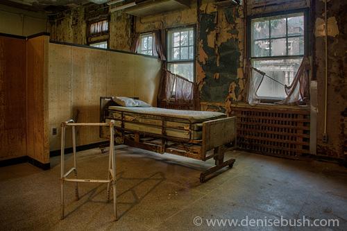 'Institution Remnants'  © Denise Bush