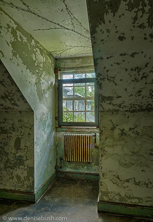 'Pennhurst Portal'  © Denise Bush