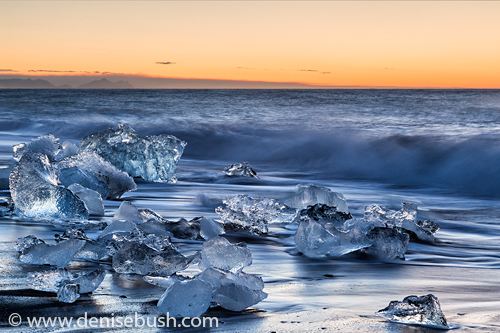 'Iceberg Beach'  © Denise Bush