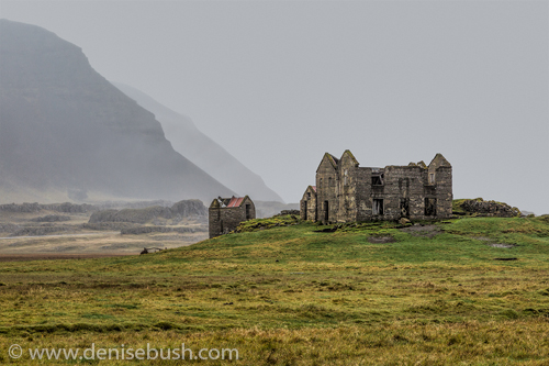 Icelandic Ruins'  © Denise Bush
