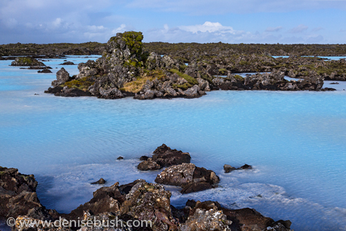 'The Blue Lagoon'  © Denise Bush