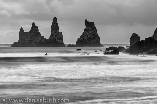 'Sea Stacks'  © Denise Bush