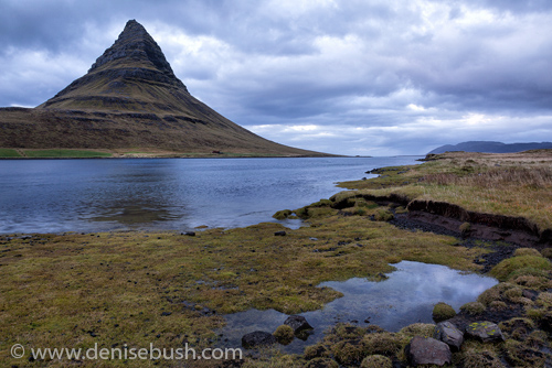 'Kirkjufell At Twilight'  © Denise Bush