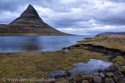 'Kirkjufell At Twilight'  © Denise Bush