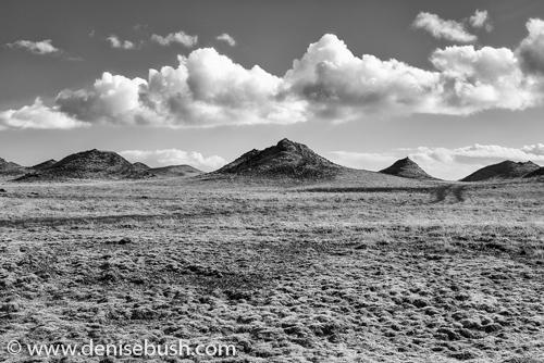 'Pyramids Of Iceland'  © Denise Bush