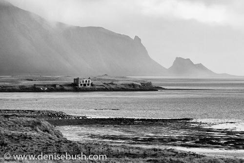 'Seaside Ruins'  © Denise Bush