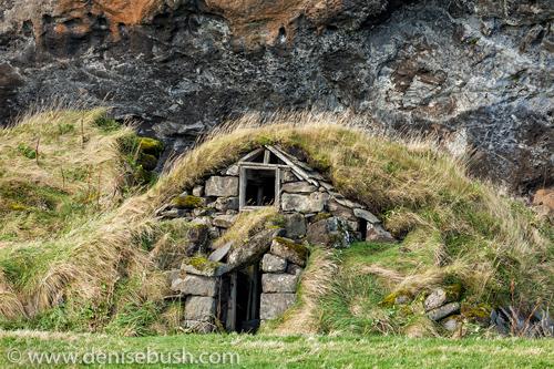 'Troll House Close-up'  © Denise Bush