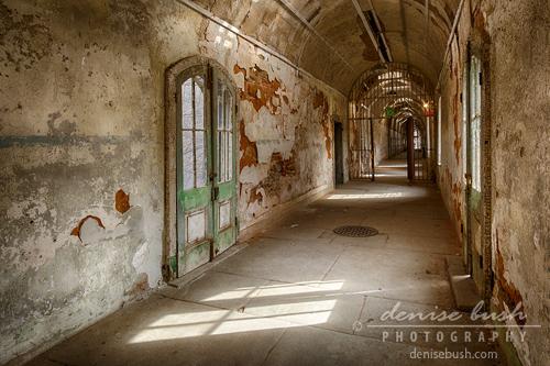 Prison Light & Shadow