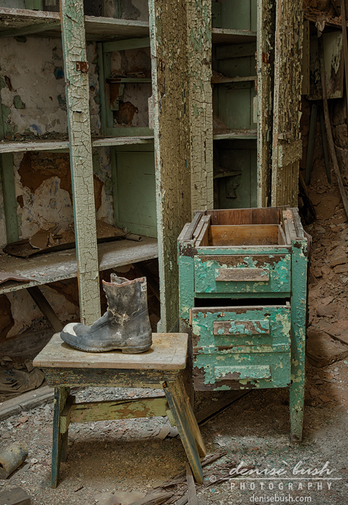 Still Life With Boot