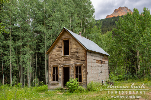 Ghost Town Schoolhouse